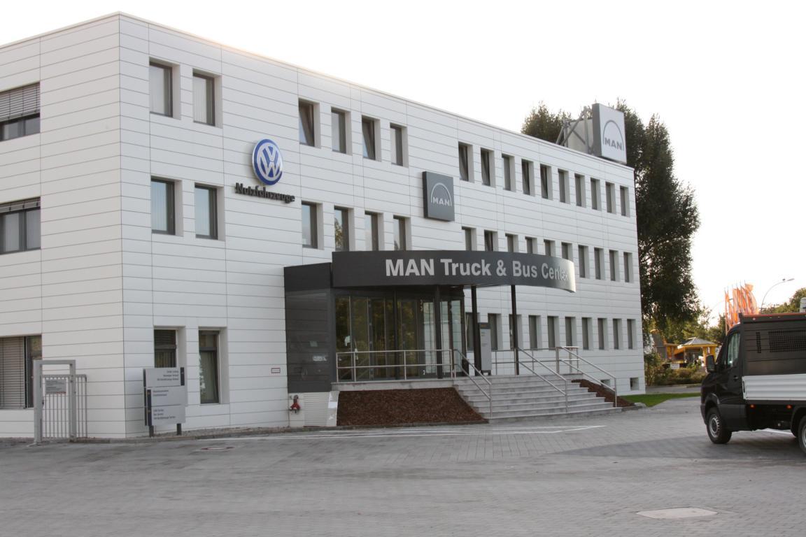 MAN Truck & Bus Center Berlin