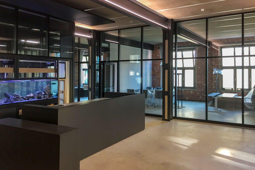B&O Chemnitz, Bürogebäude Chemnitz