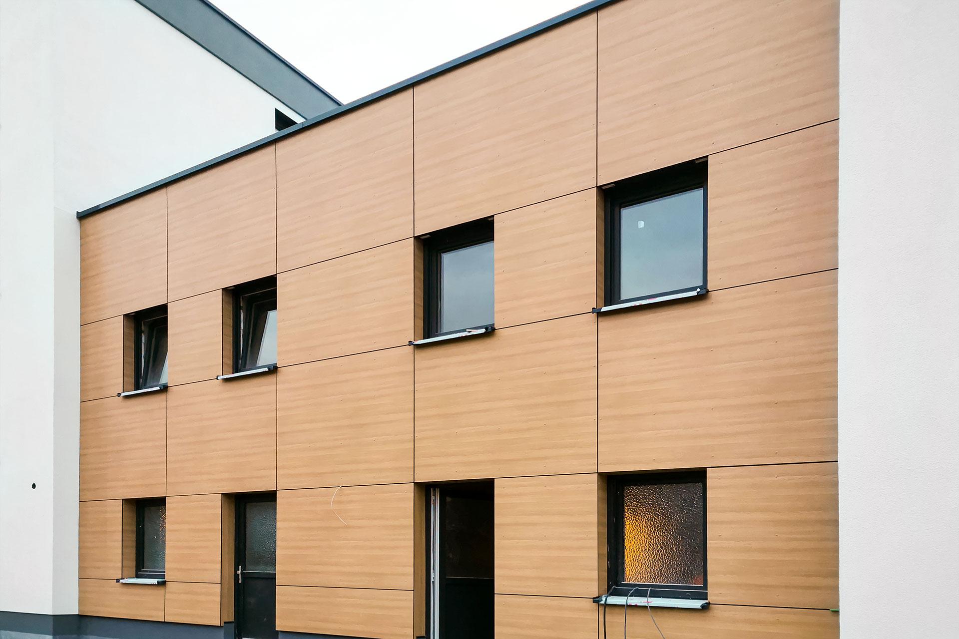 Projekte: Mehrfamilienhäuser in Borna (2020) - Neubau von 2 Mehrfamilienhäusern