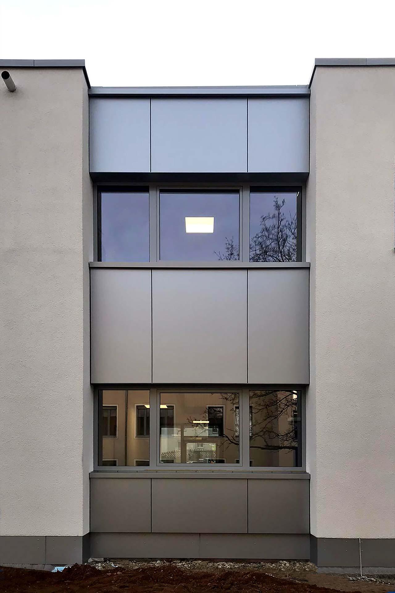 Neubau Hallenkomplex, TU Bergakademie Freiberg
