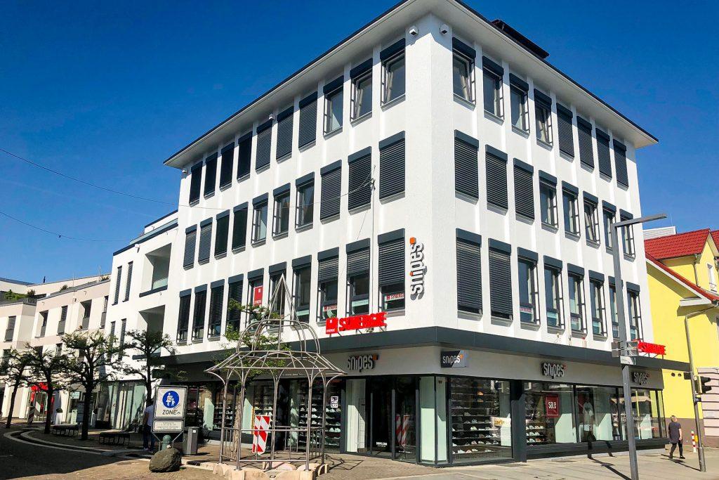 Wohn- und Geschäftsgebäude Aalen